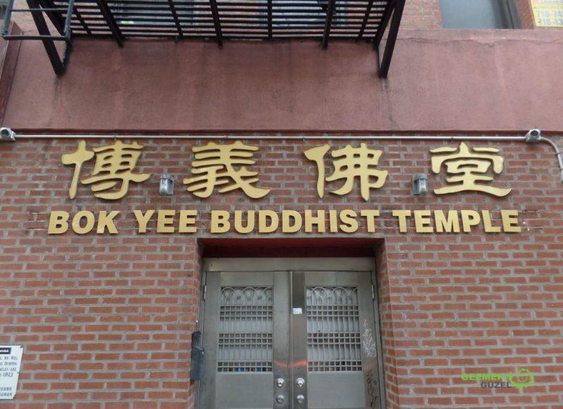 Çin Mahallesi, New York Gezilecek Yerler