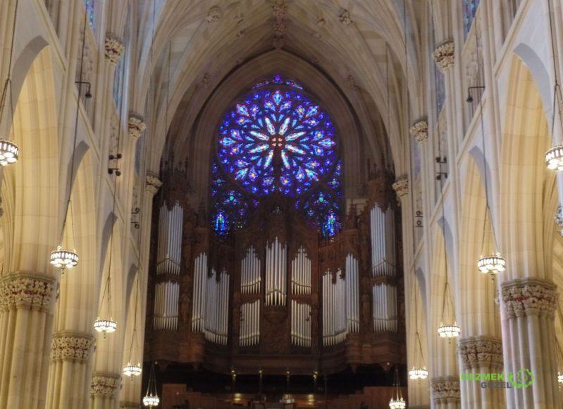 Aziz Patrick Katedrali, New York Gezilecek Yerler