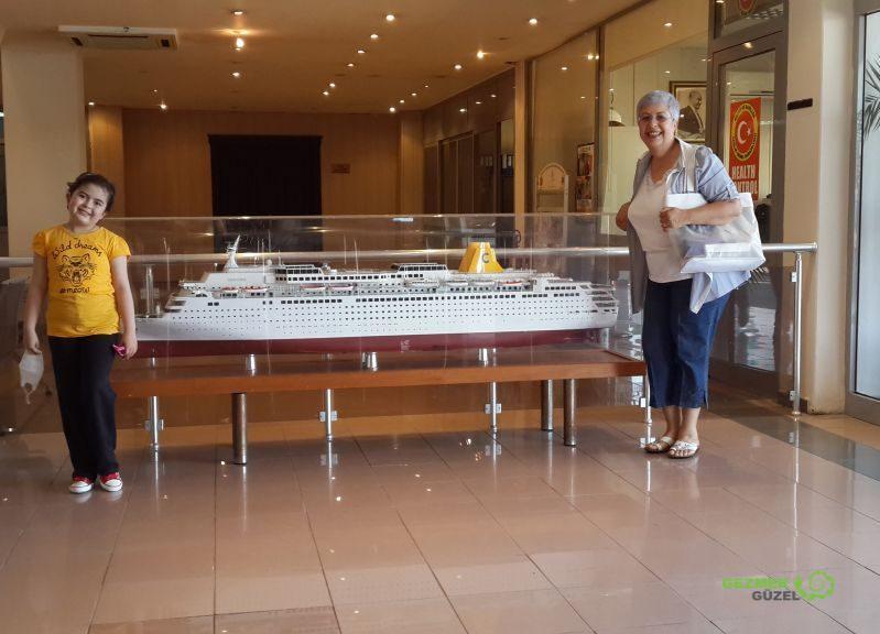 Dide'nin gezi vapuru, Cruise Turları Hakkında