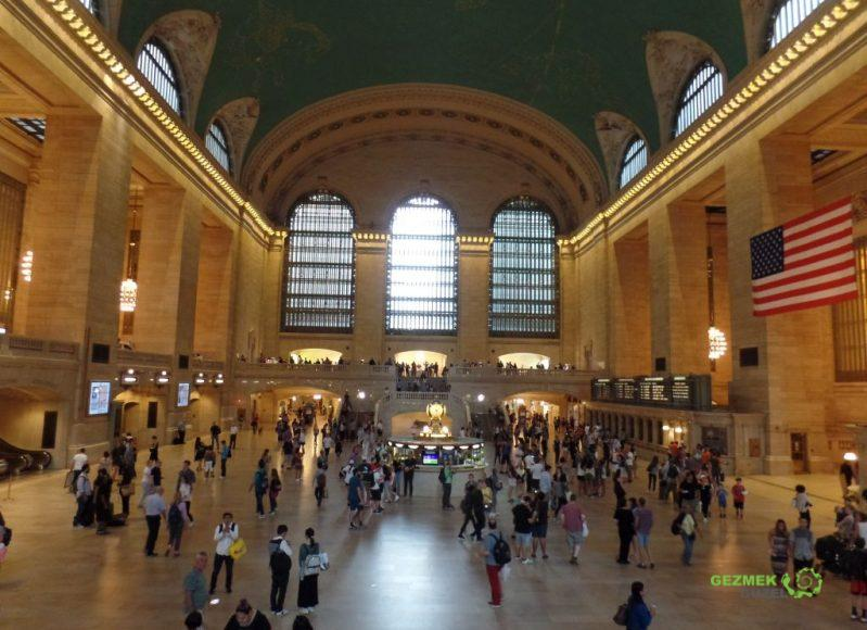 Grand Central Station, New York Gezilecek Yerler