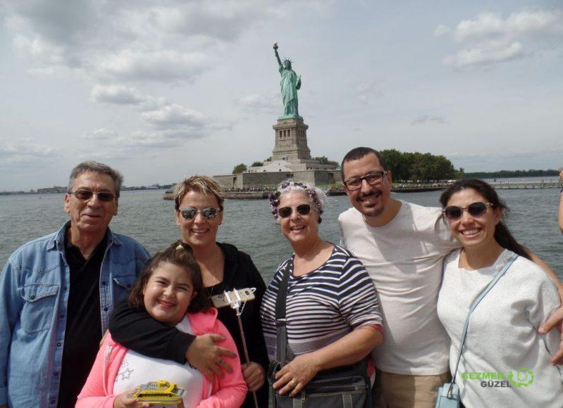 Tekne Turu ile Statue of Liberty (özgürlük Anıtı), New York Gezi Notları