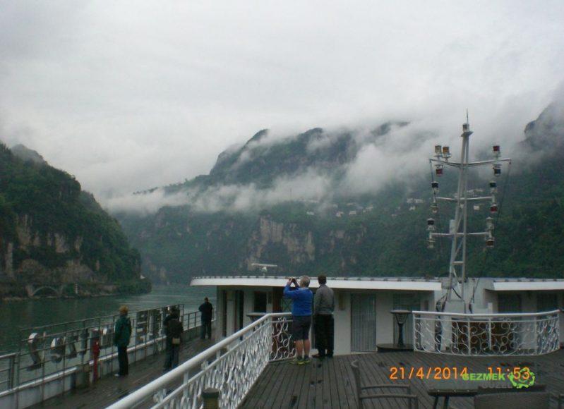 Yangtze Nehri, Nehir turu, Cruise Turları Hakkında