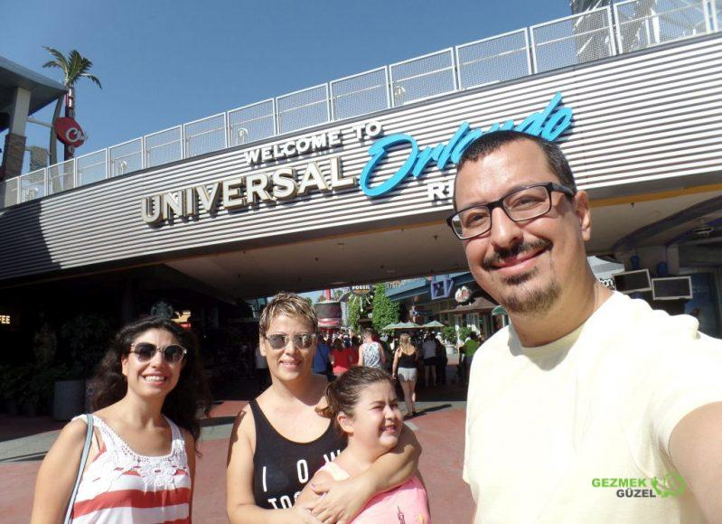 Universal Studios Islands of Adventure girişi