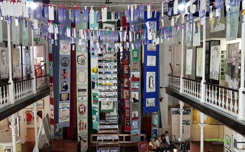 District 6 Museum, Cape Town Gezilecek Yerler