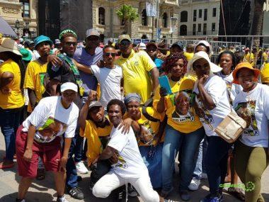Güney Afrika Ayrımcılık Politikası – Mandela'nın Özgürlük Yıldönümü Kutlamaları