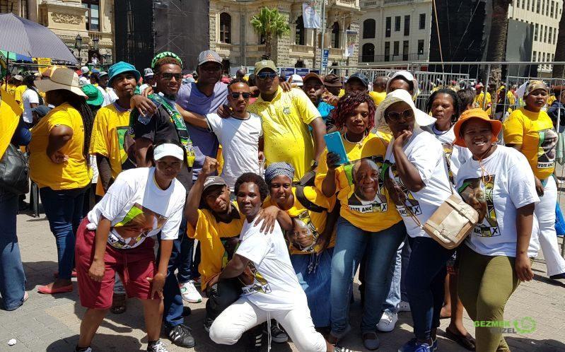 Güney Afrika Ayrımcılık Politikası - Mandela'nın Özgürlük Yıldönümü Kutlamaları