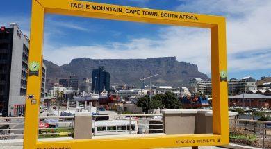 Table Mountain, Cape Town Gezilecek Yerler