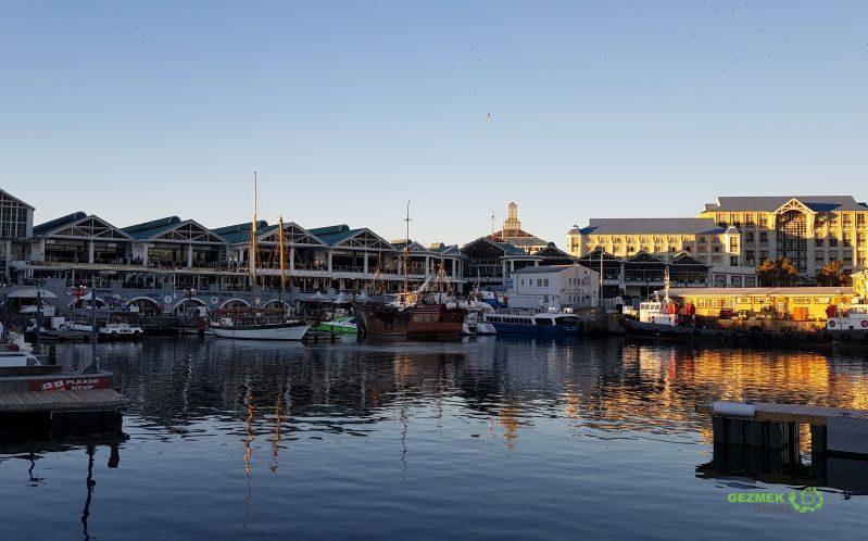 V&A Waterfront - Cape Town Gezilecek Yerler