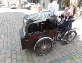 Pusetli bisiklet, Almanya Gezi Notları