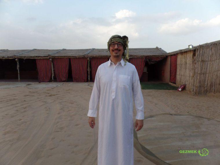 Dubai Gezilecek Yerler, Dubai çöl safarisi
