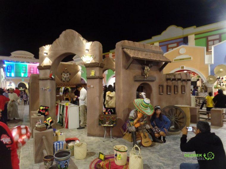 Dubai Gezilecek Yerler, Global Village