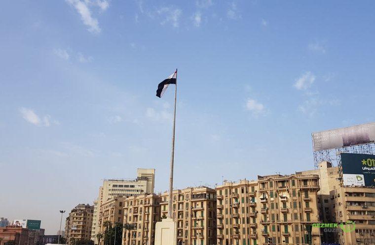 Devrim Meydanı, Tahrir Meydanı, Kahire Gezilecek Yerler