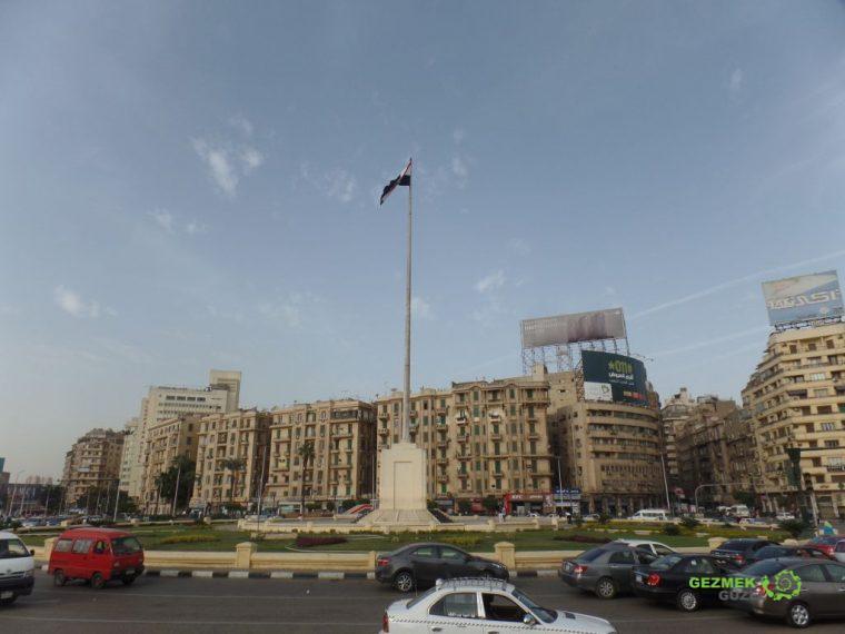 Kahire Gezi Rehberi - Tahrir Meydanı