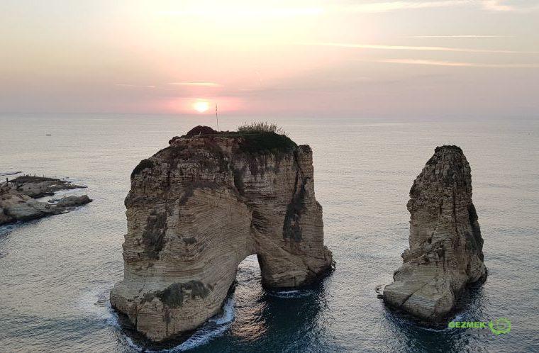 Güvercin Kayalıkları, Beyrut Gezi Rehberi