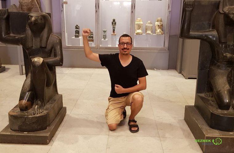 Kahire Müzesi ve ben