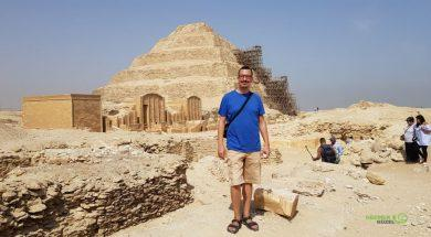 Mısır Piramitleri Hakkında – Djoser'in Piramidi