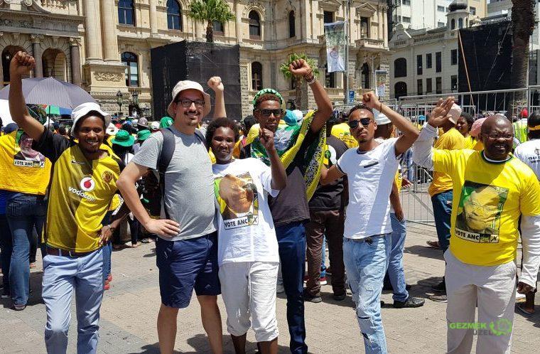 Cape Town - 2018 gezilerimiz