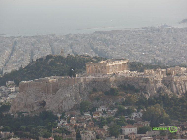 Acropolis, Atina Gezi Rehberi