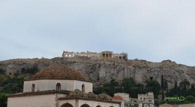Cizderiye Camii – Akropolis, Atina Gezi Rehberi