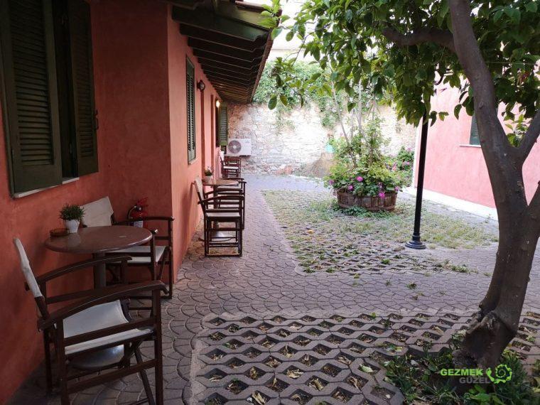 Nafplio'da Nerede Kalınır, Nafsimedon Hotel