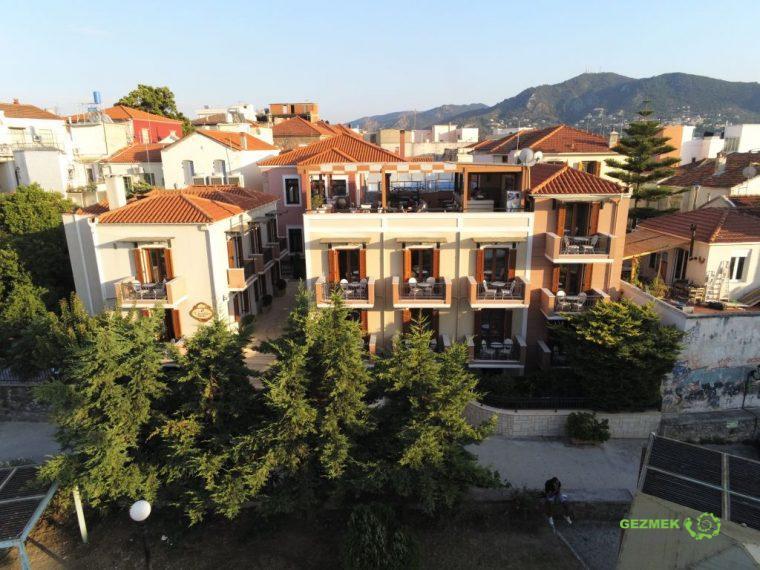 Theofilos Paradise, Midilli'de Konaklama, Midilli Gezi Rehberi