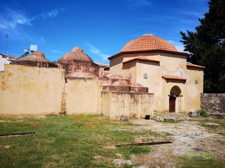 Osmanlı Hamamı, Mitilini
