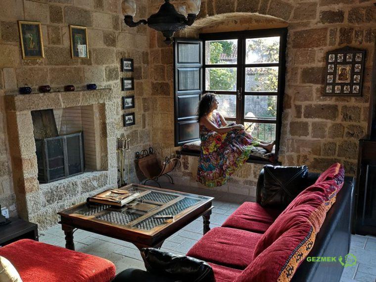 Rodosta Konaklama - Medieval Dreams Villa