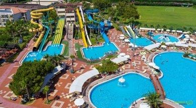 club hotel turan prince world, çocuk otelleri, kaydıraklı havuz