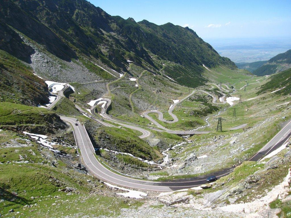 Transylvania yolu