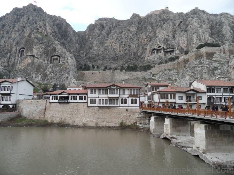 Amasya Öğretmen Evi Amasya'da Konaklama