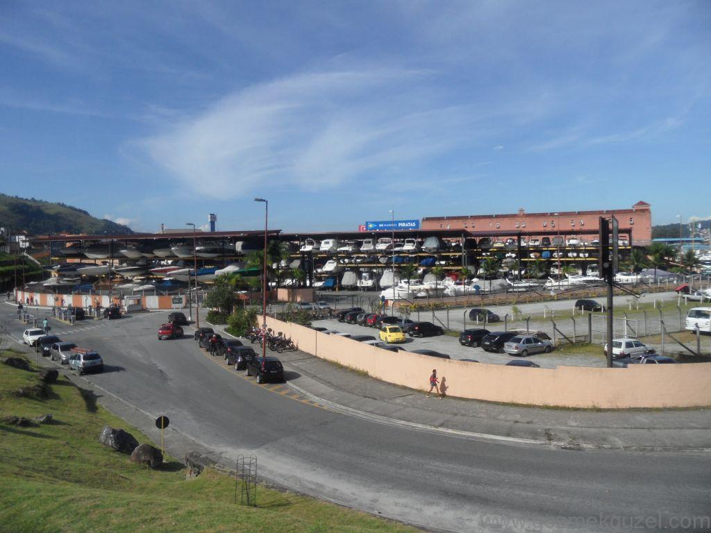 Angra dos Reis Yat Parkı, Rio Gezisi, Brezilya Gezisi Notları