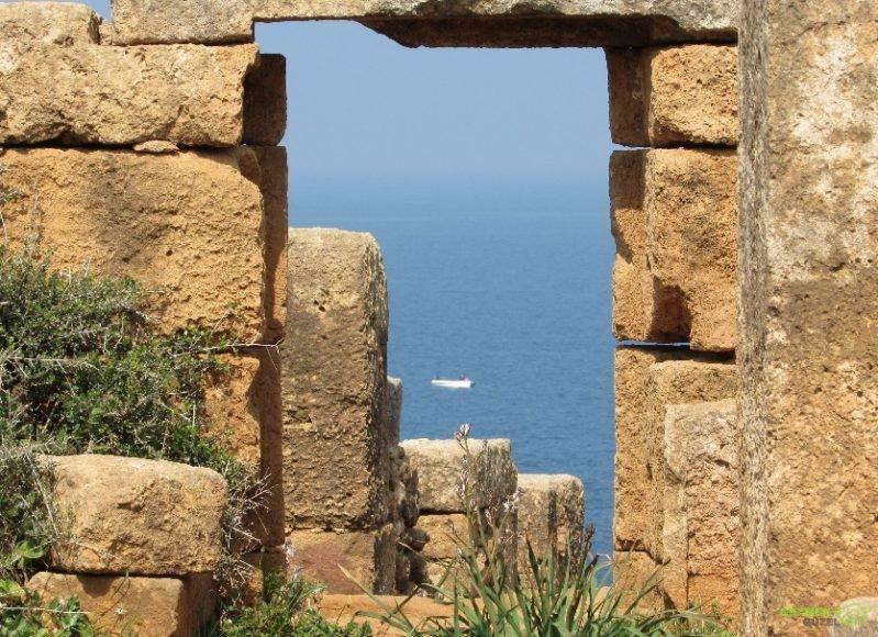 Antik Roma Harabeleri - Tipaza Gezilecek Yerler
