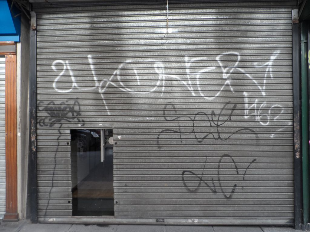 Arjantin'de dükkan kepenkleri 3