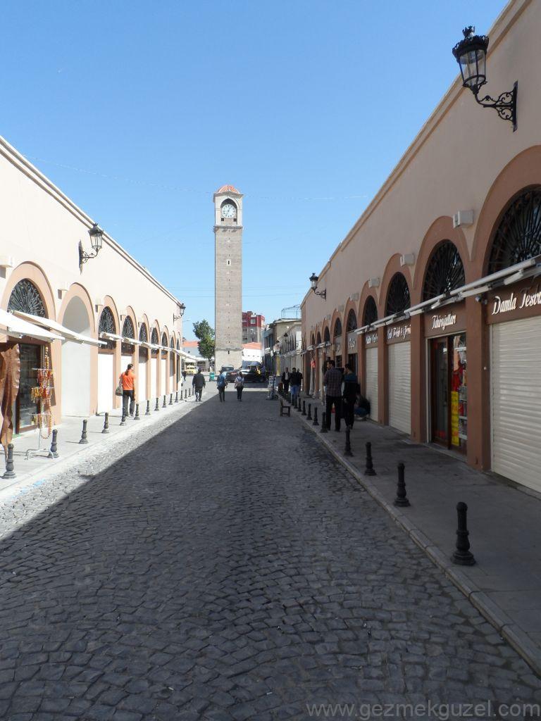 Büyük Saat, Adana Gezilecek Yerler, Adana Gezisi Notları