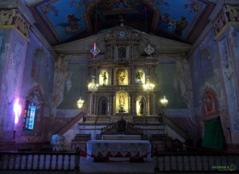 Baclayon Kilisesi; Bohol Adası Turu