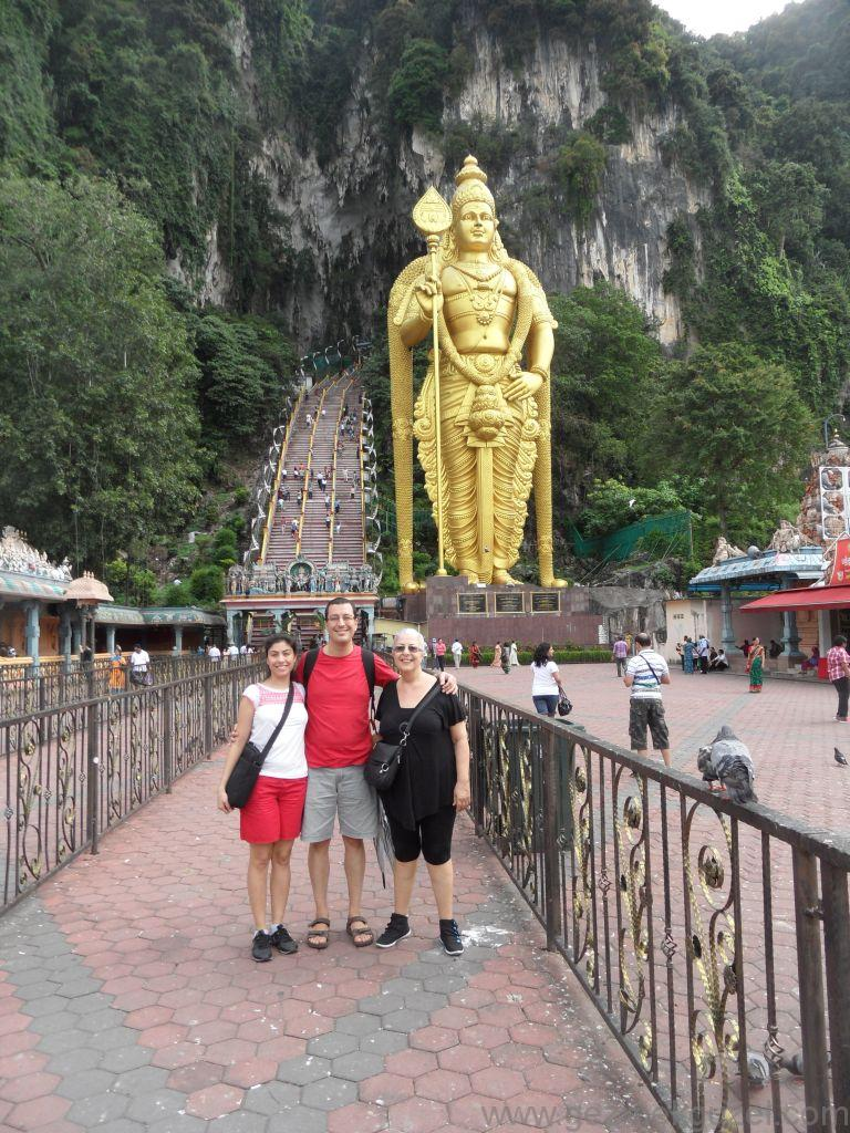 Batu Mağaraları, Kuala Lumpur Görülecek Yerler