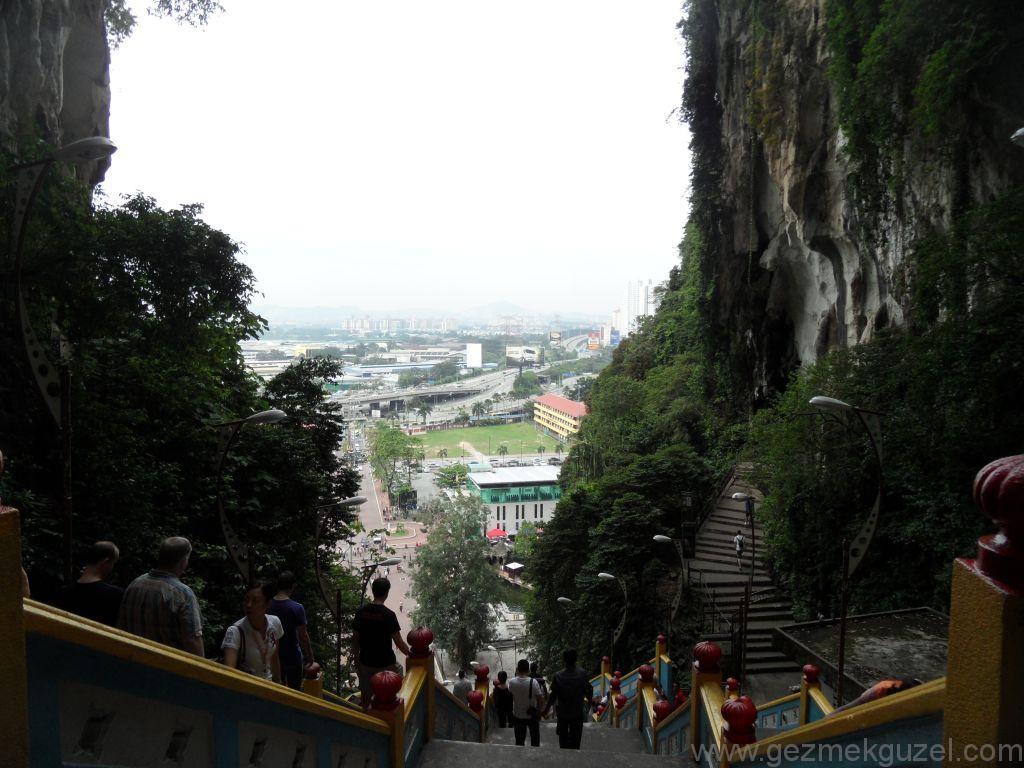 Batu Mağarasından Manzara, Kuala Lumpur Gezisi Notları