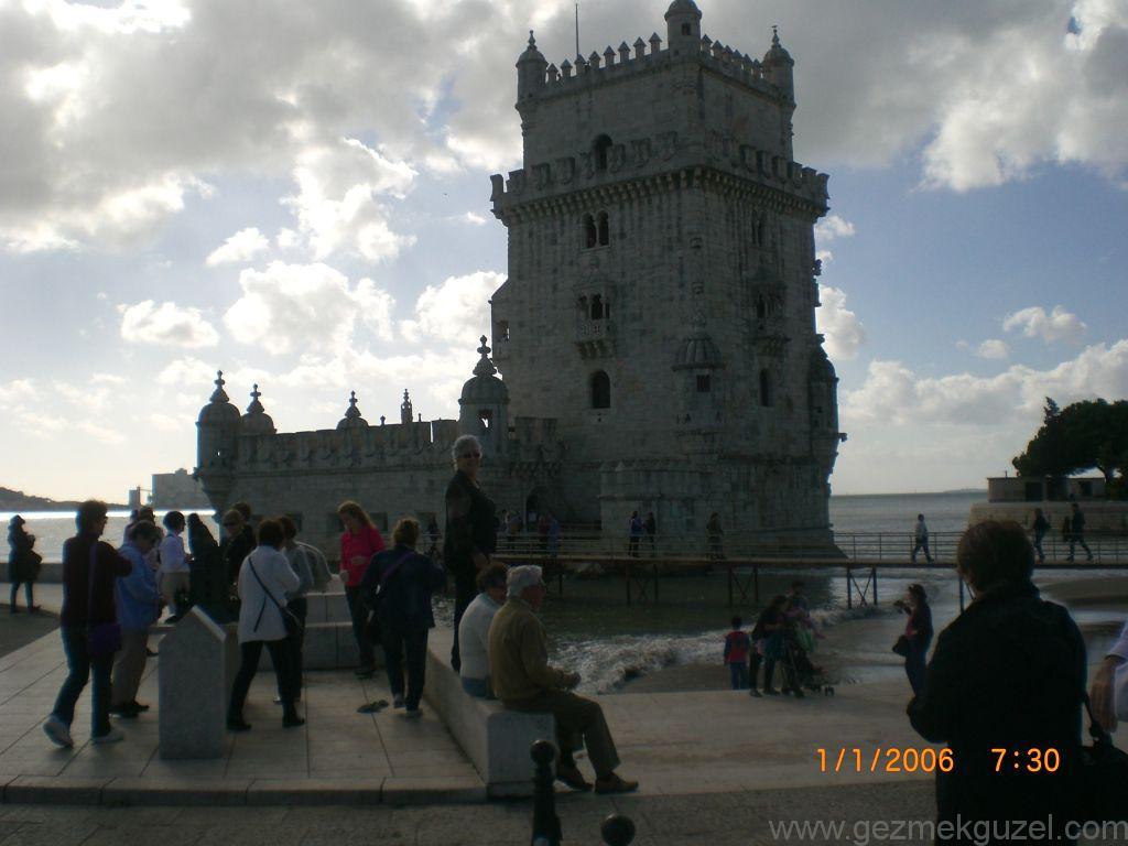 Belem Kulesi, Lizbon Şehir Turu, Porto - Lizbon Gezisi Notları