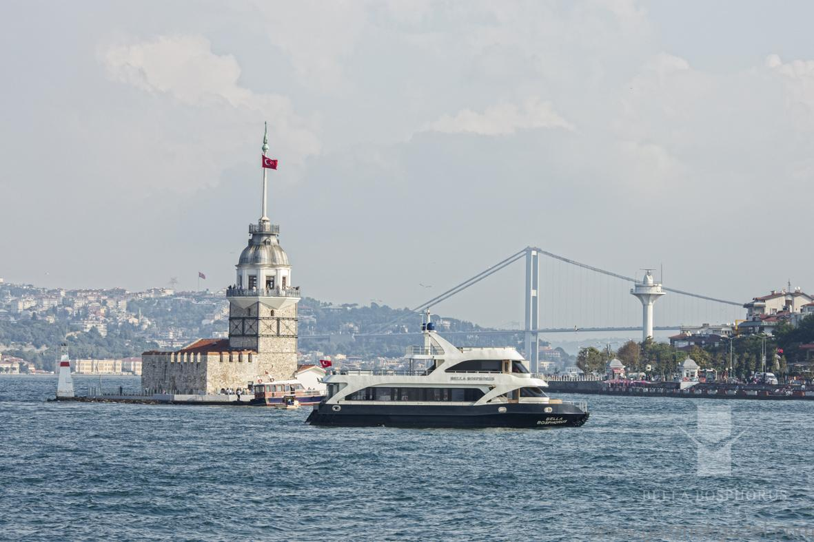 Bella Bosphorus, boğazda tekne turu