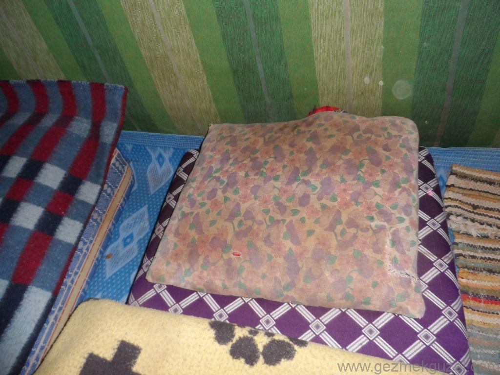 Berberi Çöl Kampında Konaklama