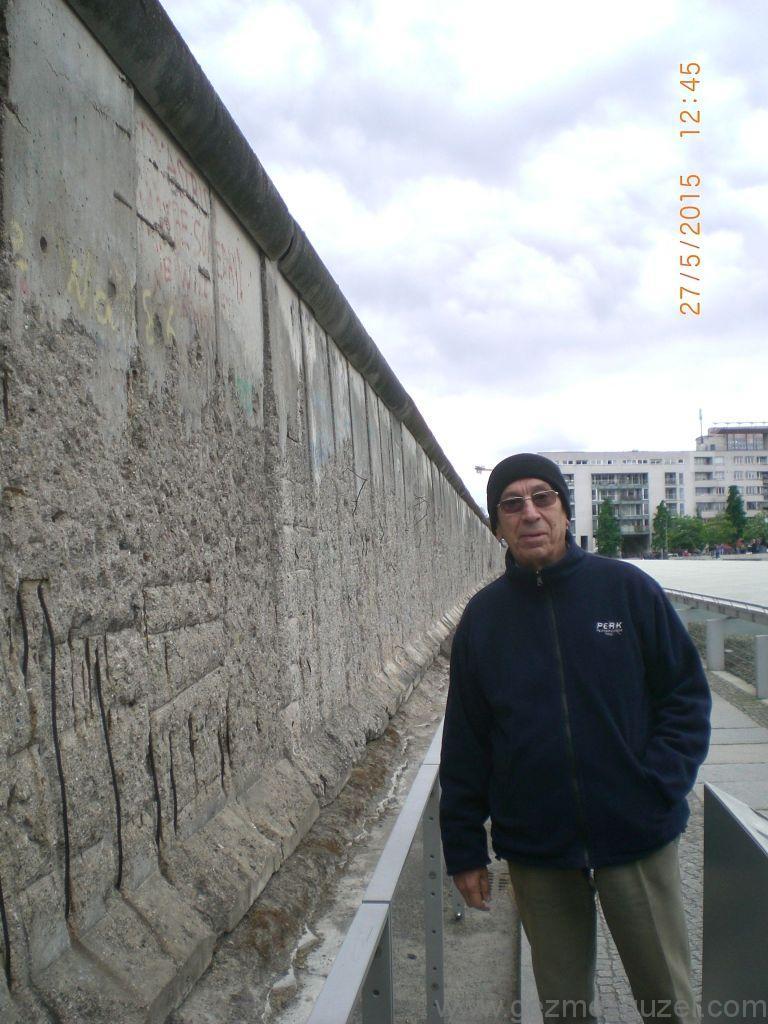 Berlin Duvarı, Berlin Turu, Baltık Başkentleri Gezisi