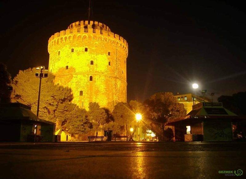 Beyaz Kule, Selanik Gezilecek Yerler