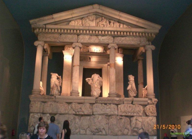 British Museum, Londra Gezisi Notları