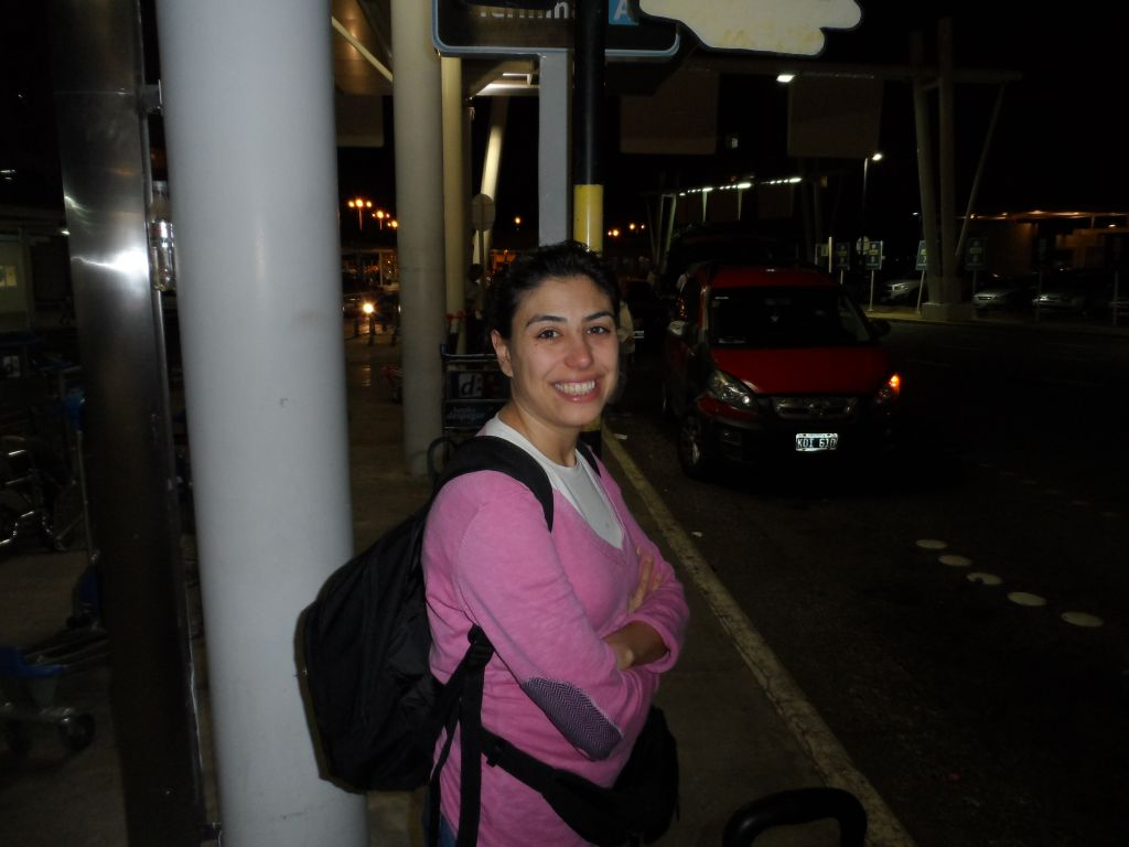 Buenos Aires Havalimaninda