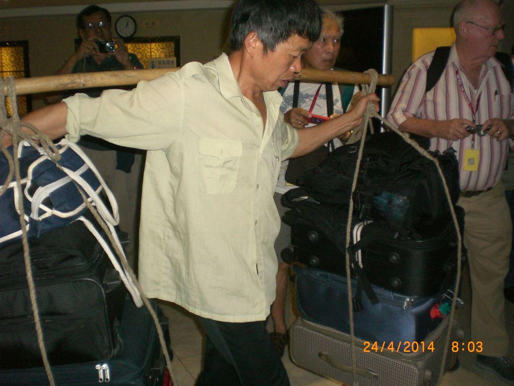 Bavul taşıyıcıları