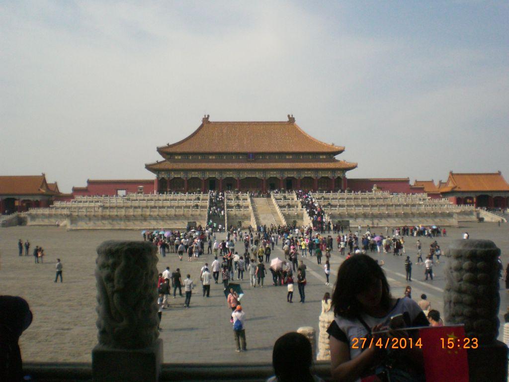 Pekin yasak şehir