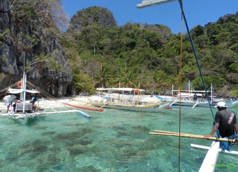 Cadugnon Island - El Nido Tekne Turları