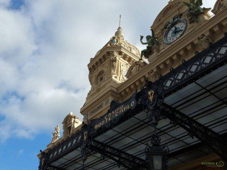 Casino Monte Carlo, Monaco Gezilecek Yerler, Cote D'Azur Gezi Notları