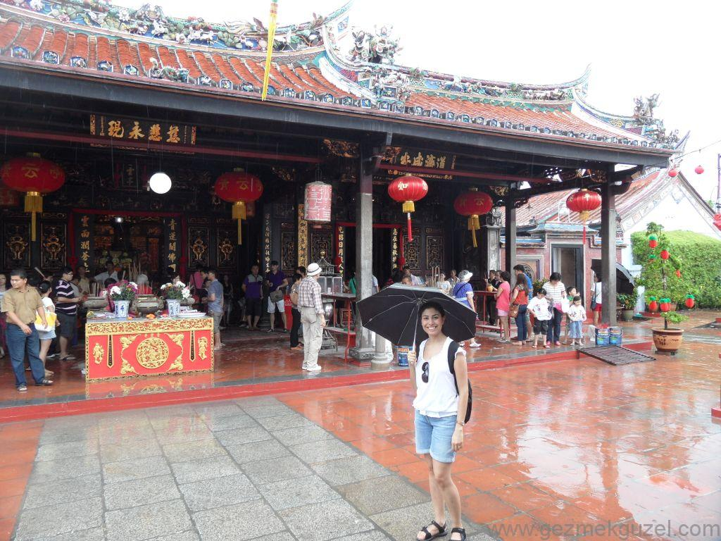 Cheng Hoon Teng Tapınağı Melaka Gezilecek Yerler