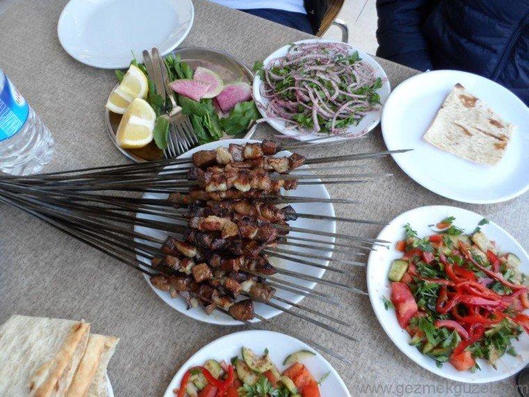 Ciğer Şiş, Birbiçer Ciğer, Adanada Ne Yenir, Adana Gezisi Notları